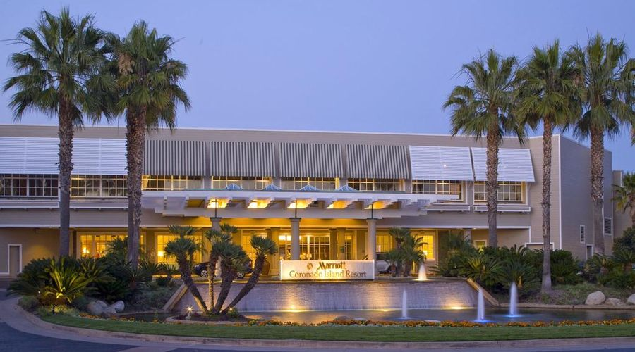 Coronado Island Marriott Resort & Spa-10 of 44 photos