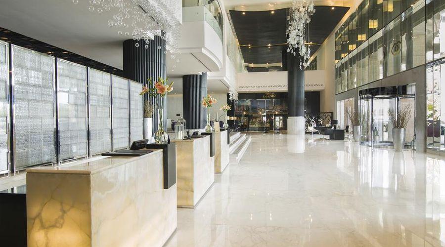 فندق سوفيتيل أبو ظبي الكورنيش-25 من 43 الصور