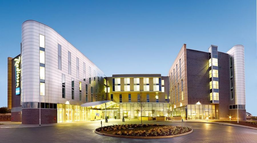 Radisson Blu Hotel East Midlands Airport-1 of 19 photos