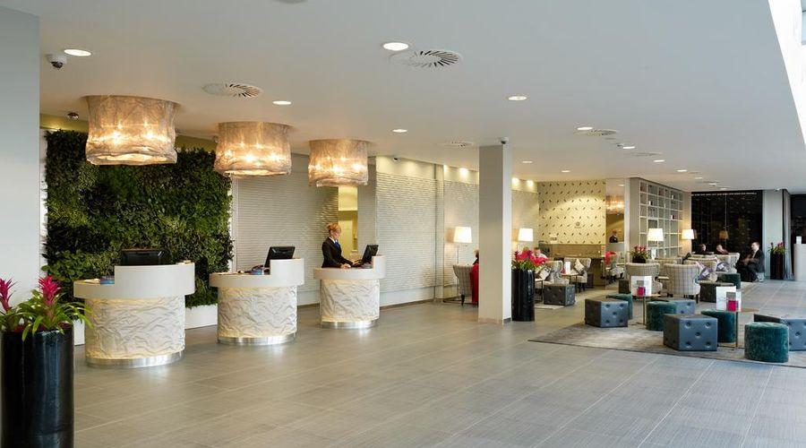 Radisson Blu Hotel East Midlands Airport-6 of 19 photos