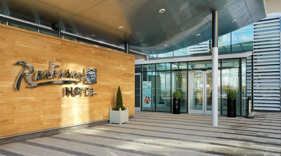 Radisson Blu Hotel East Midlands Airport-10 of 19 photos