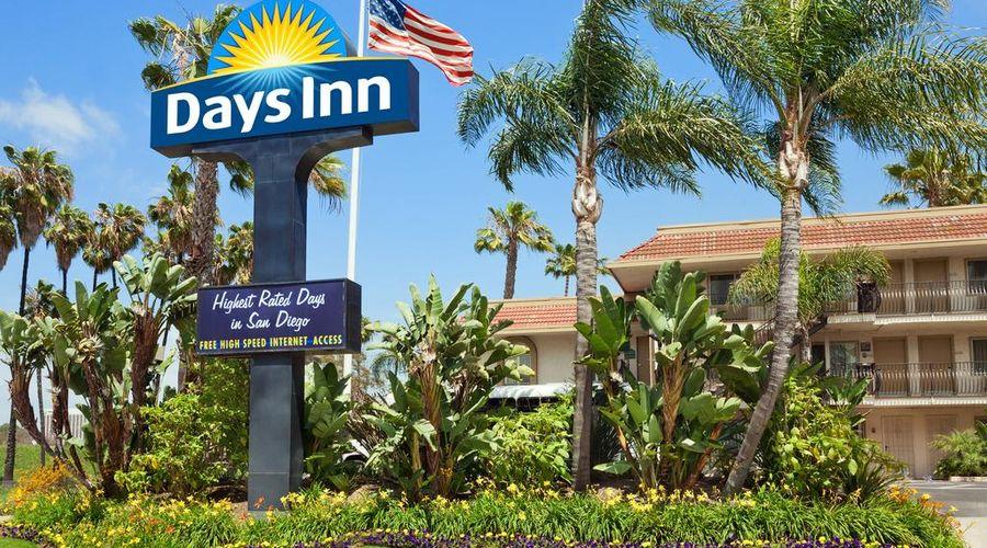 Days Inn by Wyndham San Diego Hotel Circle Near SeaWorld-1 of 42 photos
