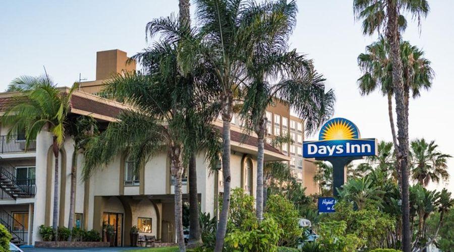 Days Inn by Wyndham San Diego Hotel Circle Near SeaWorld-14 of 42 photos