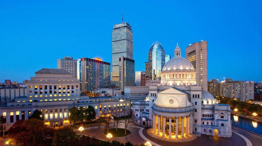 شيراتون بوسطن هوتل-7 من 42 الصور