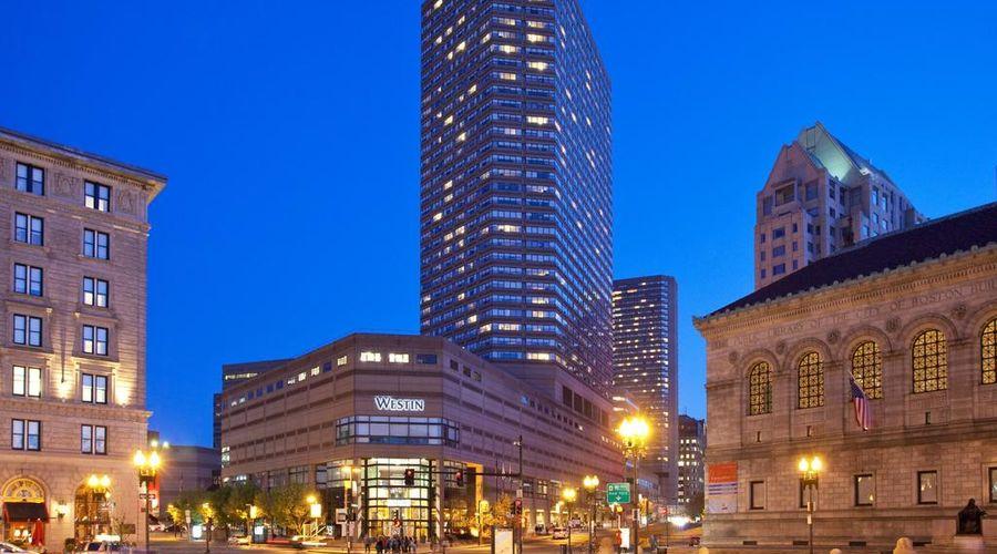 ذا ويستن كوبلي بليس، بوسطن-1 من 32 الصور