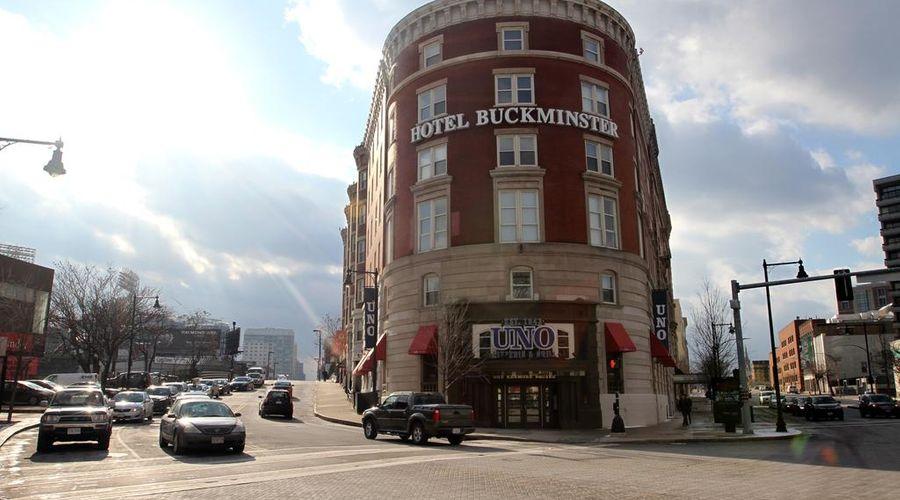 بوسطن هوتل بوكمينستر-1 من 42 الصور