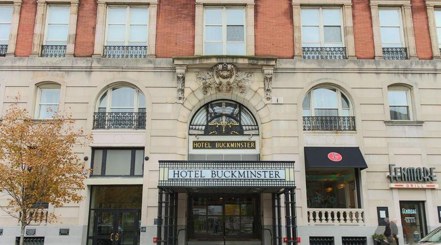 بوسطن هوتل بوكمينستر-42 من 42 الصور