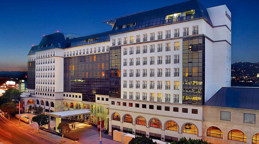 فندق سوفيتل لوس انجليس في بيفرلي هيلز-3 من 37 الصور