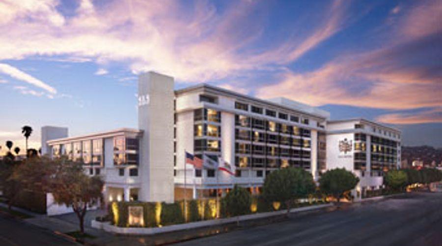 فندق إس إل إس، فندق لوكشري كوليكشن، بيفرلي هيلز-1 من 32 الصور