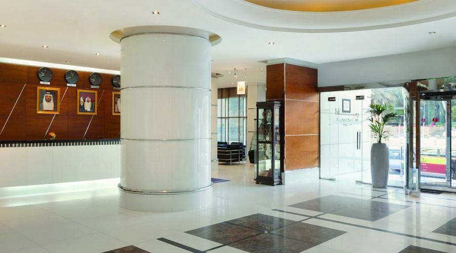 فندق جولدن ساندز الشارقة-22 من 29 الصور