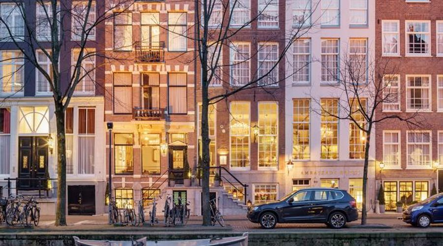Ambassade Hotel-1 of 42 photos
