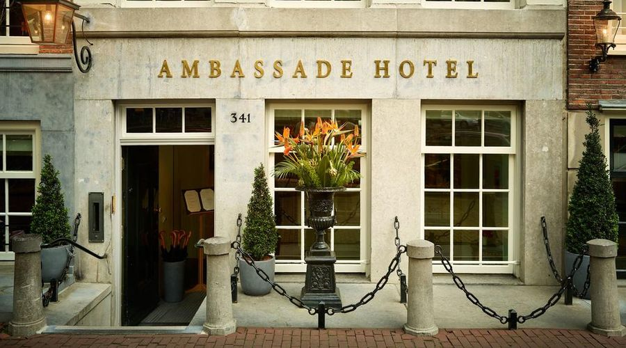 Ambassade Hotel-2 of 42 photos