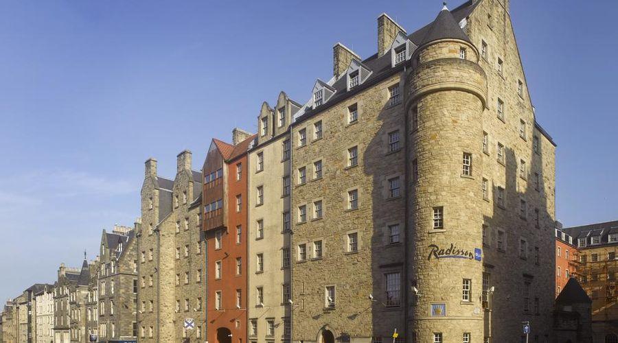 Radisson Blu Edinburgh-1 of 33 photos