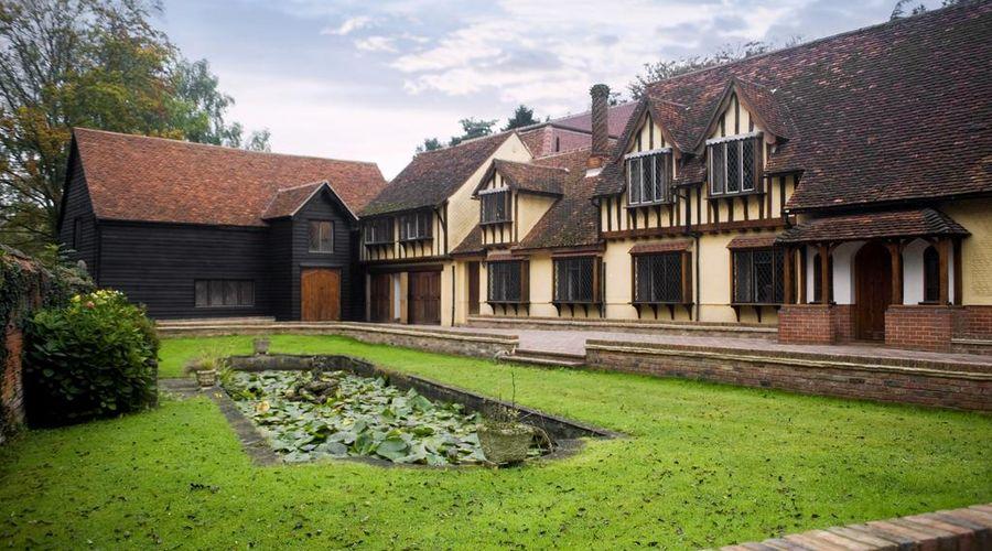 The Great Hallingbury Manor Hotel-1 of 24 photos