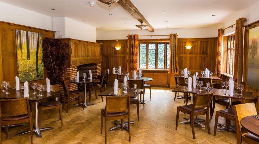 The Great Hallingbury Manor Hotel-19 of 24 photos