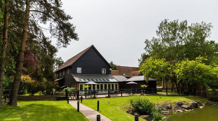 The Great Hallingbury Manor Hotel-20 of 24 photos