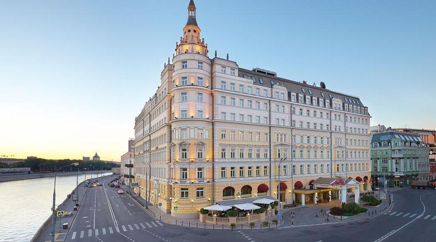 Hotel Baltschug Kempinski Moscow-2 of 38 photos