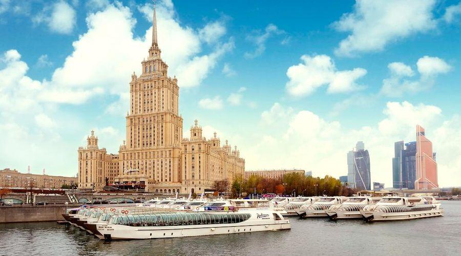 راديسون كوليكشن هوتيل موسكو-29 من 30 الصور