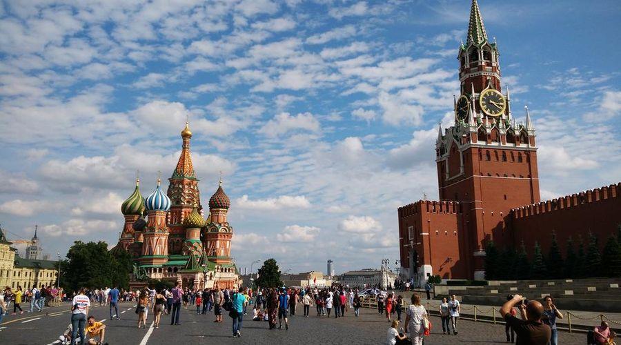 هوليداي إن موسكو تاجانسكي (سيمونوفسكي)-3 من 46 الصور