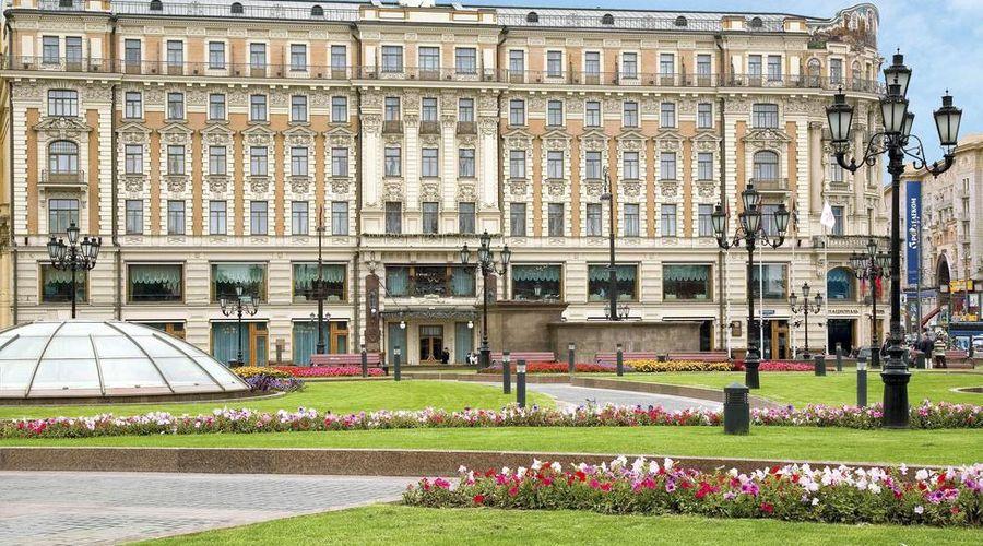 هوتل ناشيونال، أحد فنادق لاكچري كوليكشن في موسكو-2 من 55 الصور