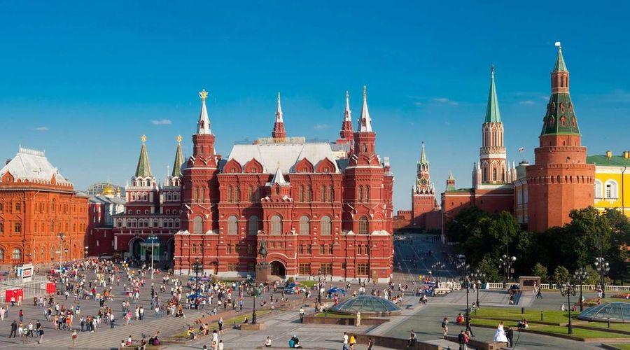 هوتل ناشيونال، أحد فنادق لاكچري كوليكشن في موسكو-47 من 55 الصور