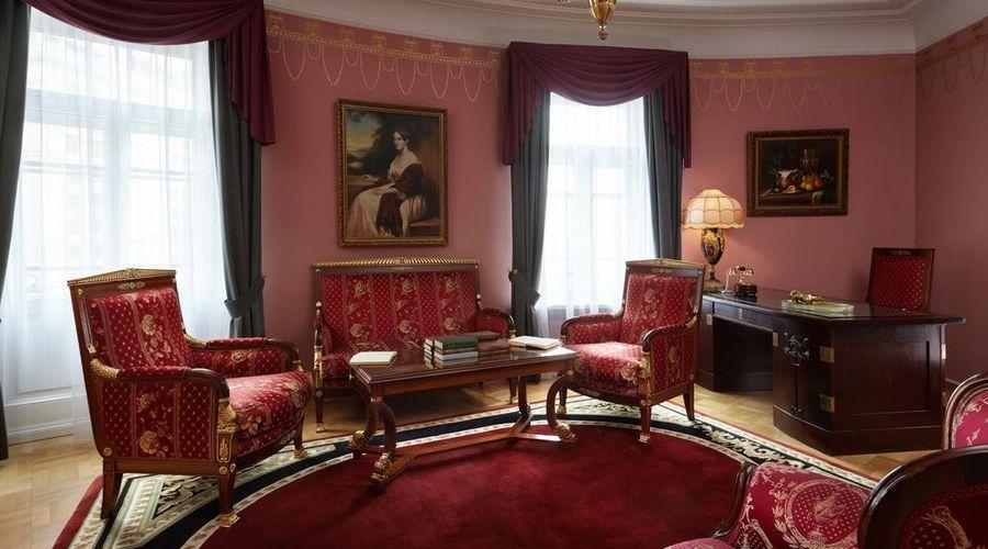 هوتل ناشيونال، أحد فنادق لاكچري كوليكشن في موسكو-19 من 55 الصور
