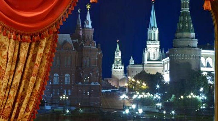هوتل ناشيونال، أحد فنادق لاكچري كوليكشن في موسكو-33 من 55 الصور
