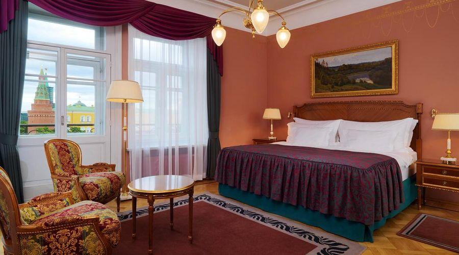 هوتل ناشيونال، أحد فنادق لاكچري كوليكشن في موسكو-9 من 55 الصور