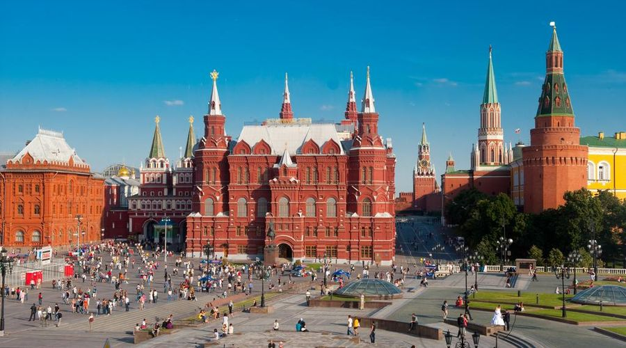 هوتل ناشيونال، أحد فنادق لاكچري كوليكشن في موسكو-43 من 55 الصور