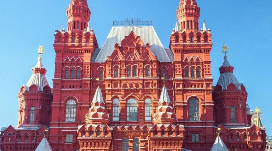 هوتل ناشيونال، أحد فنادق لاكچري كوليكشن في موسكو-49 من 55 الصور