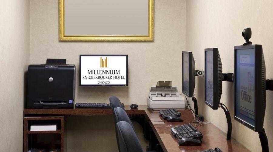 Millennium Knickerbocker Chicago-25 of 39 photos