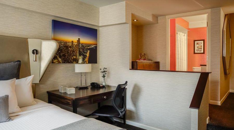 Cambria Hotel Chicago Magnificent Mile-17 of 40 photos