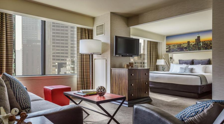 Cambria Hotel Chicago Magnificent Mile-18 of 40 photos