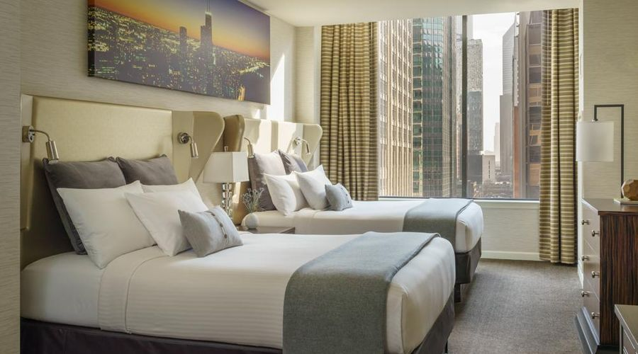 Cambria Hotel Chicago Magnificent Mile-19 of 40 photos