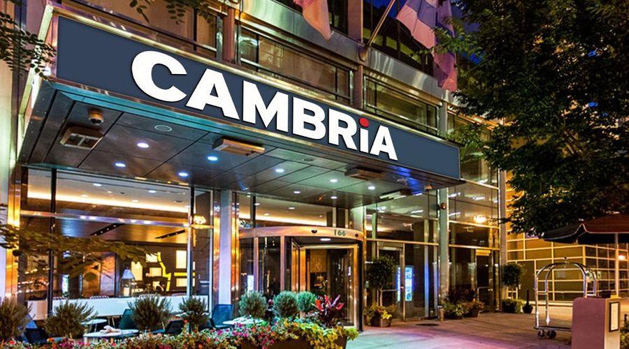 Cambria Hotel Chicago Magnificent Mile-24 of 40 photos