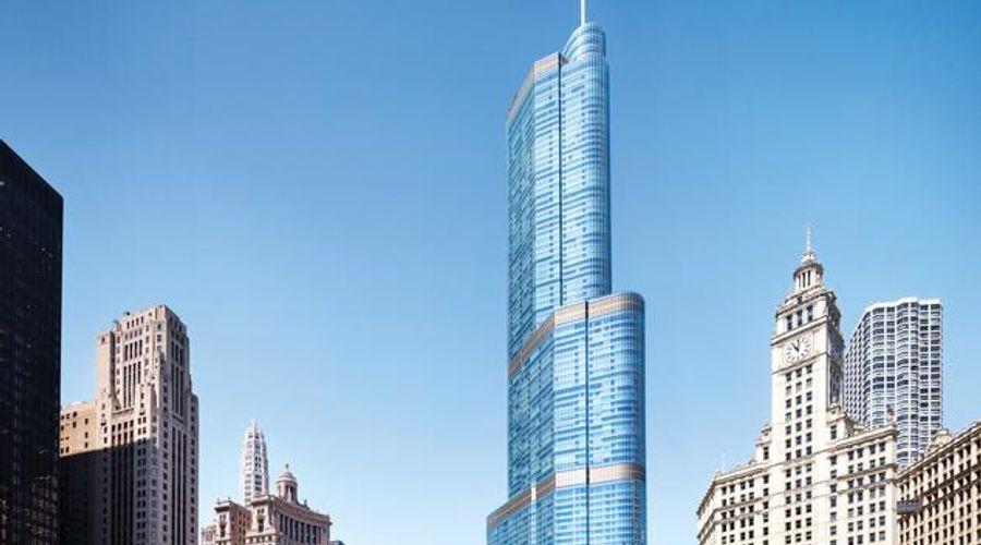 Trump International Hotel & Tower Chicago-41 of 44 photos