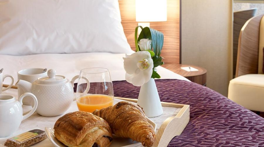 Radisson Blu Hotel Lyon-40 of 48 photos