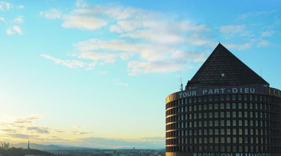 Radisson Blu Hotel Lyon-45 of 48 photos
