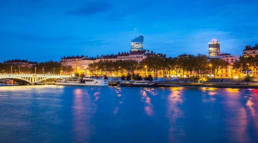 Radisson Blu Hotel Lyon-46 of 48 photos