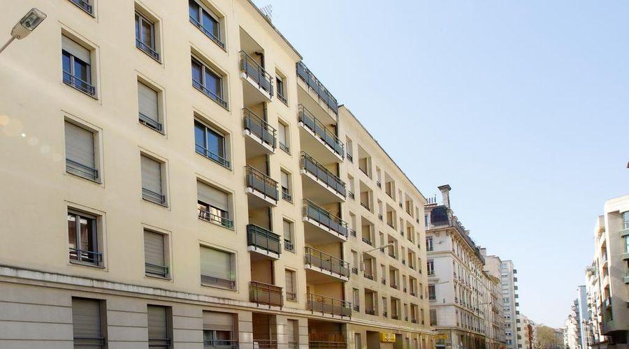 Appart'City Lyon - Part-Dieu Garibaldi-29 of 34 photos