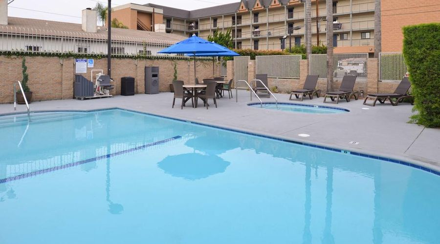 Best Western Airpark Hotel-13 of 29 photos