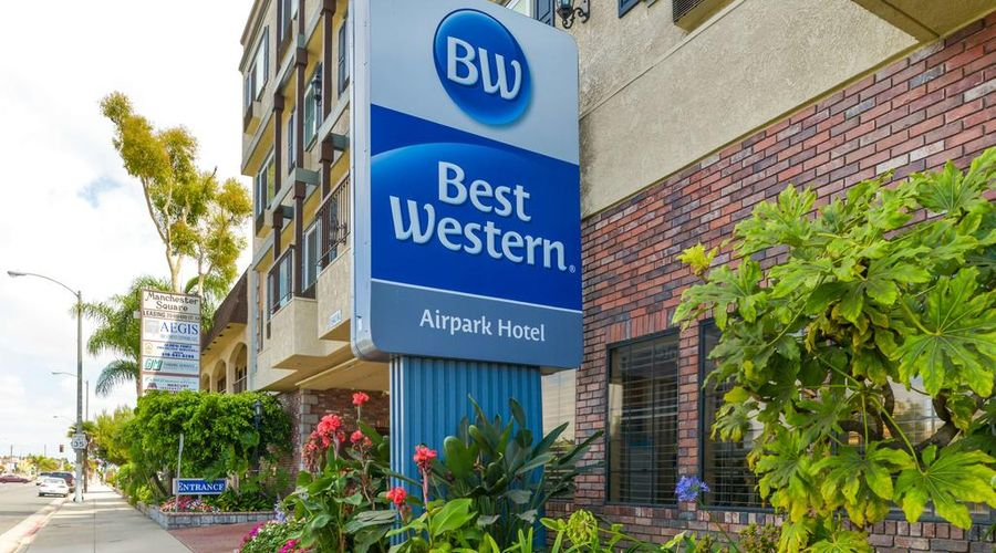 Best Western Airpark Hotel-28 of 29 photos