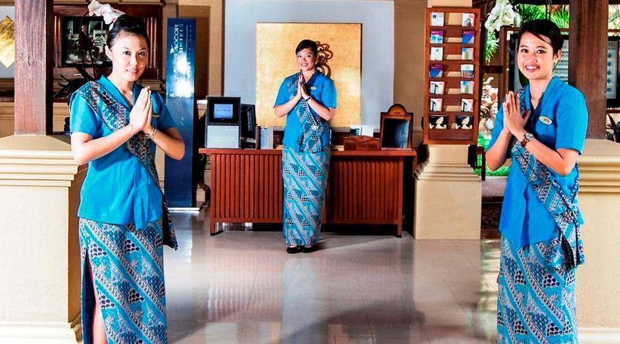 Novotel Bogor Golf Resort & Convention Center-11 of 47 photos