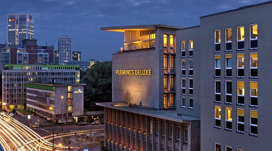 فندق فليمينغز سيليكشين فرانكفورت-سيتي-1 من 31 الصور