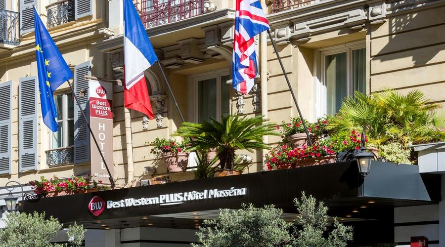 Best Western Plus Hotel Massena Nice-2 of 46 photos