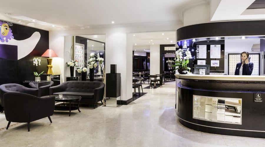 Best Western Plus Hotel Massena Nice-34 of 46 photos