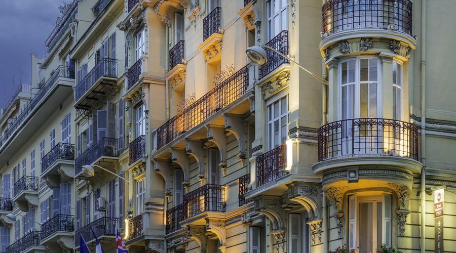Best Western Plus Hotel Massena Nice-45 of 46 photos
