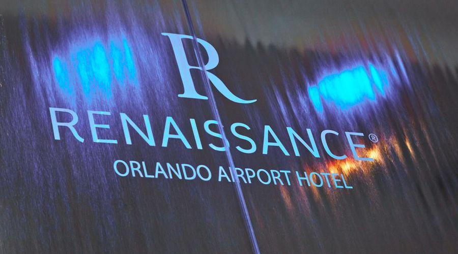 Renaissance Orlando Airport Hotel by Marriott-21 of 35 photos