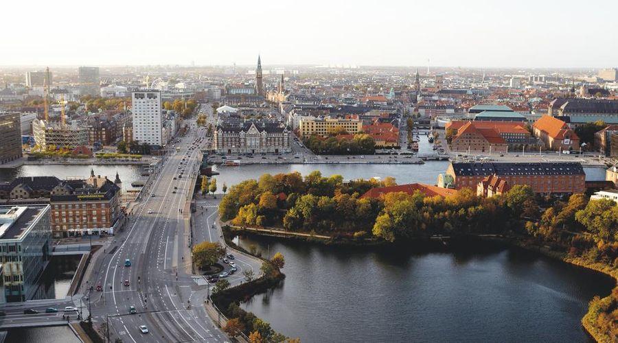 Radisson Blu Scandinavia Hotel, Copenhagen-22 of 26 photos