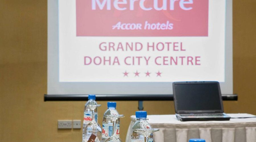 Mercure Grand Hotel Doha City Centre-43 of 45 photos